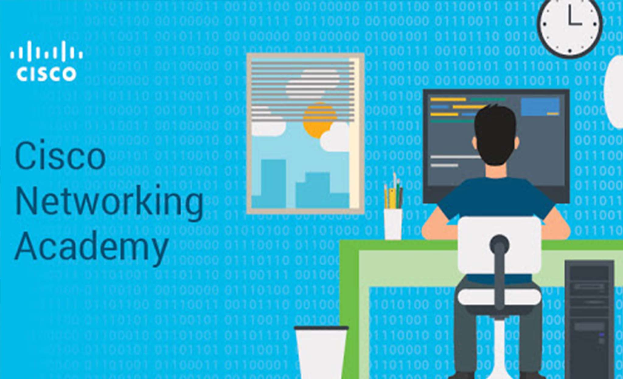 Cisco Networking Academy (DEVASC)